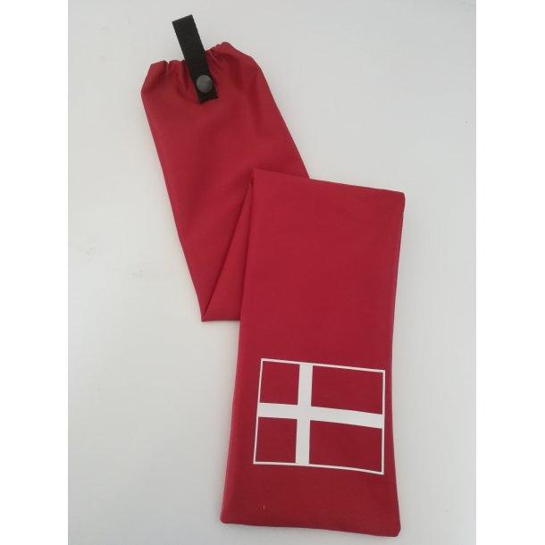 Halepose - nylon med flag